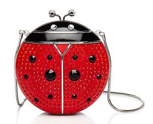 spring forward ladybug bag
