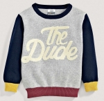 the dude jumper from mamas and papas