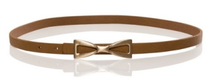 bow belt from oliver bonas