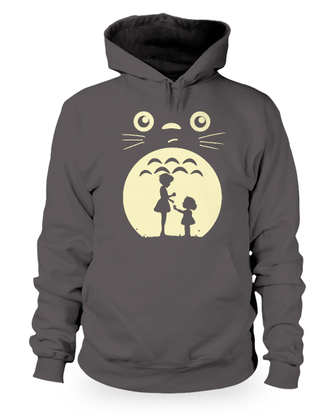 my neighbour totoro hoody from fabrily