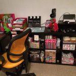 new office storage