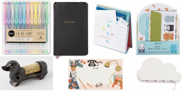 new stationery finds