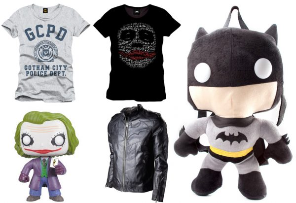batman merchandise from bay 57