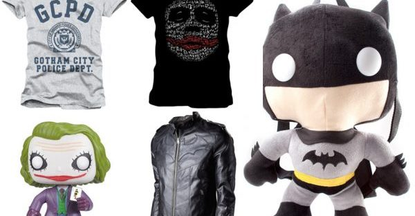batman merchandise from bay 57