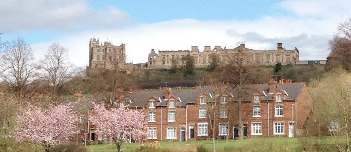 derbyshire - bolsover castle