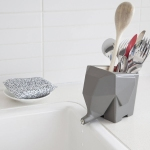 elephant cutlery drainer from not on the high street