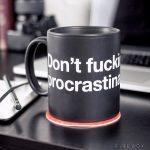 good fucking design mug from firebox