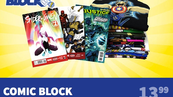 nerd block comic subscription