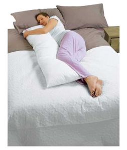 sleep body pillow from argos
