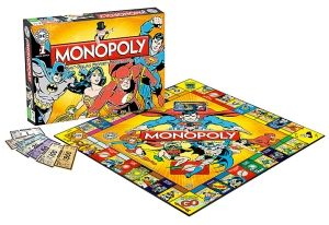 dc monopoly from john lewis