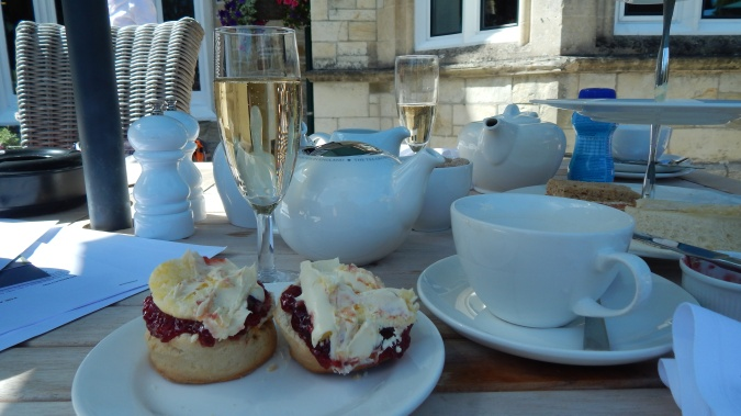 National Cream Tea Day at The Alverton Hotel
