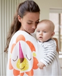 lion muslin cloth from mamas and papas