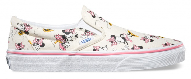 minnie mouse vans
