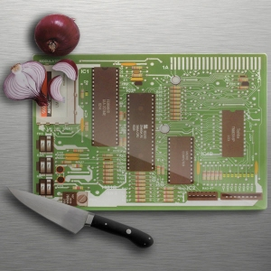 motherboard chopping board from i want one of those