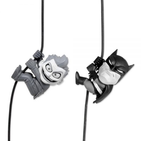 batman and joker scalers from all the heroes
