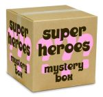 girly superheroes mystery box from all the heroes