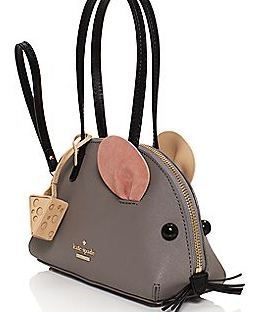kate spade cats meow mouse bag