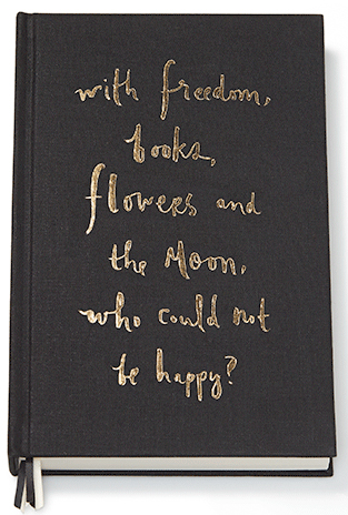 kate spade journal from quill london
