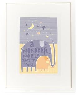 olli ella wonderful world print from cuckooland