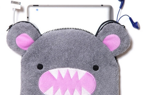 riceroar noodoll tablet case