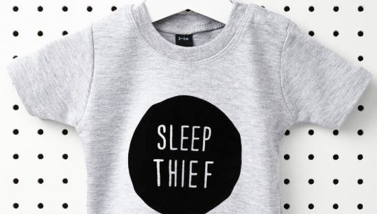 sleep thief tshirt by doodlelove from not on the high street