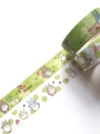 totoro washi tape from etsy