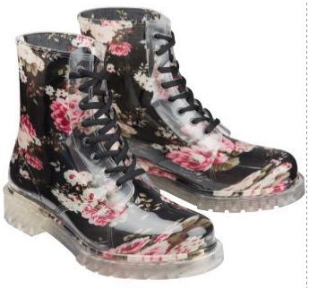 wonderful rain boots from joe browns