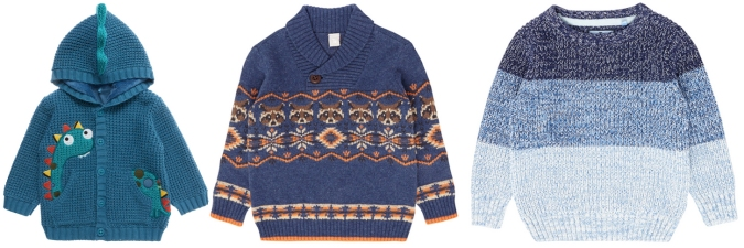 boys jumpers from sainsburys