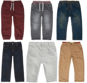 boys trousers from sainsburys