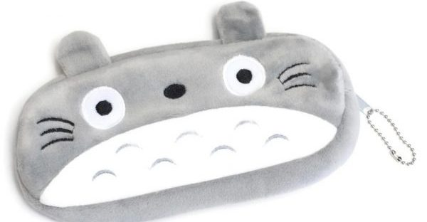 my neighbour totoro pencil case from cloudy cow