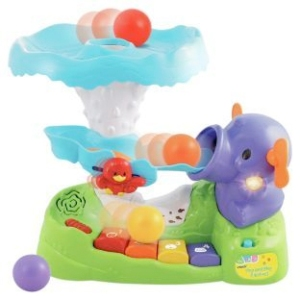 pop and play elephant from argos