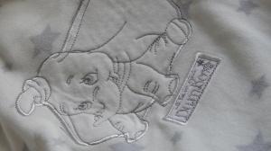 Dumbo sleepsuit