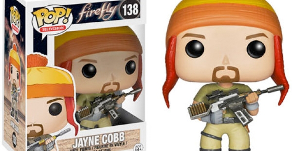jane pop vinyl figure from i want one of those
