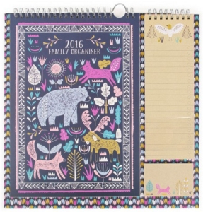 nordic nights calendar from paperchase