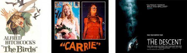 scary films