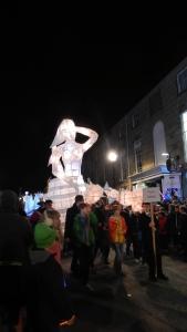 Truro City of Lights Parade 2015