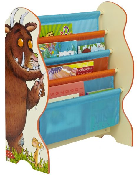gruffalo bookcase from amazon
