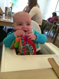 jenson six months old
