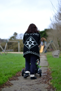 nomads clothing/trip to the park