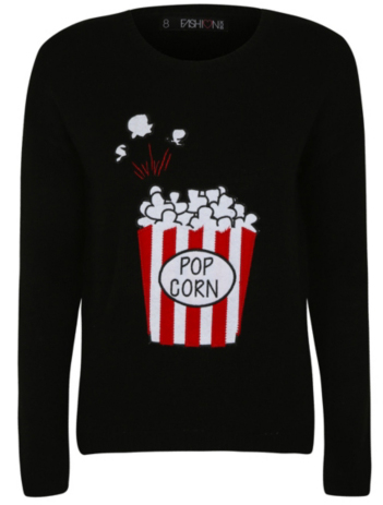 popcorn jumper from george at asda