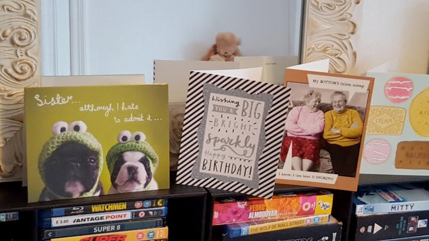 28th birthday cards