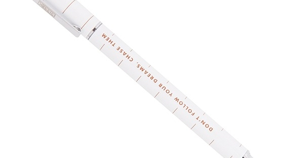 metal pen from kikki k