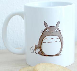 totoro mug from etsy