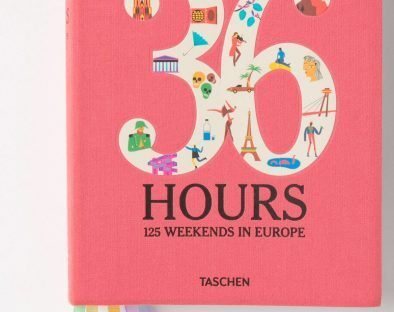 125 weekends in europe from anthropologie