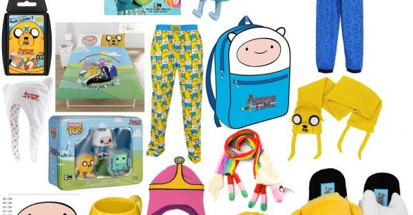 adventure time merchandise from amazon