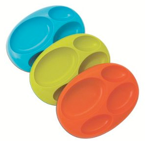 baby platters from argos