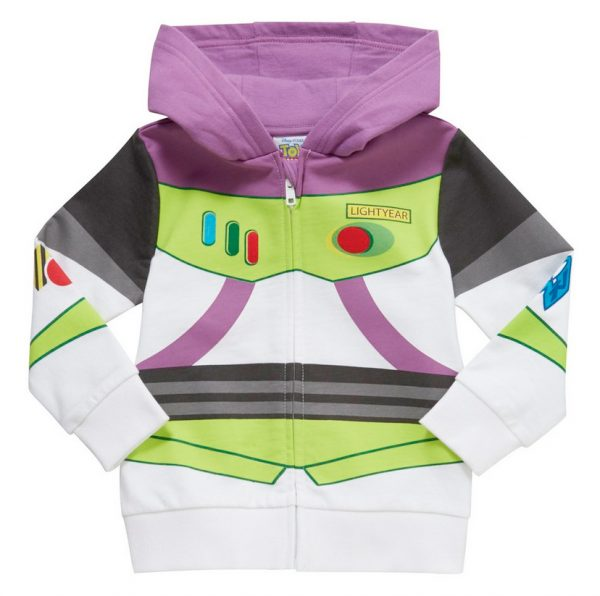 buzz lightyear hoody from tesco