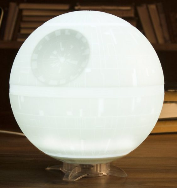death star mood light from firebox