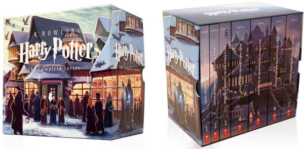 harry potter special edition from wordery