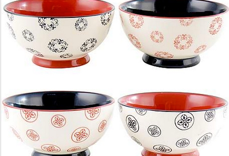 rice bowls from dunelm mill